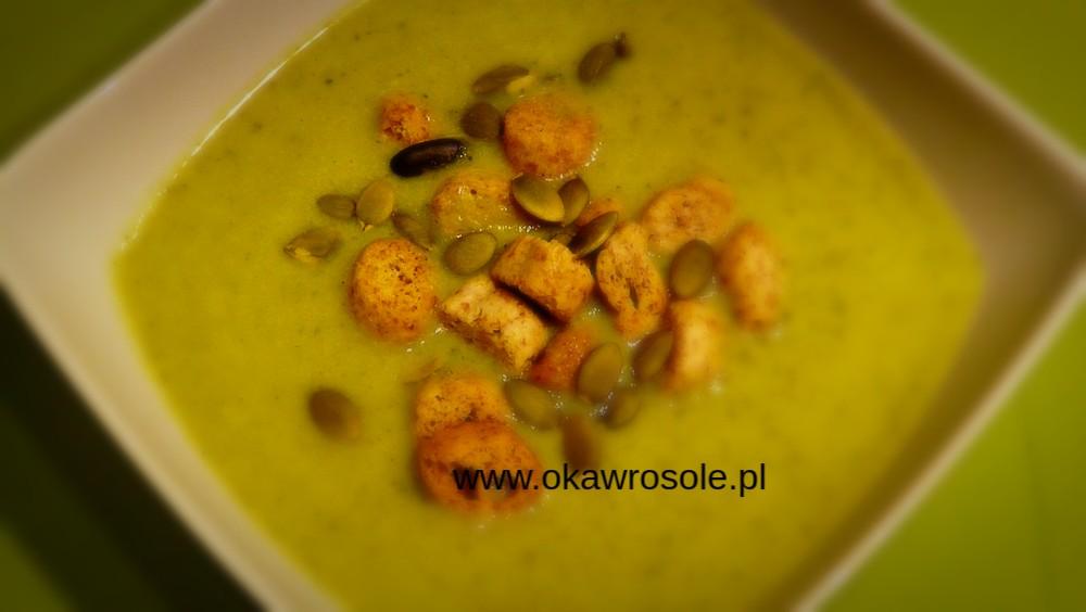Zupa – krem z brokuła