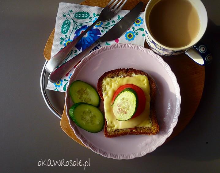 Szybkie i smaczne śniadanie z jajem